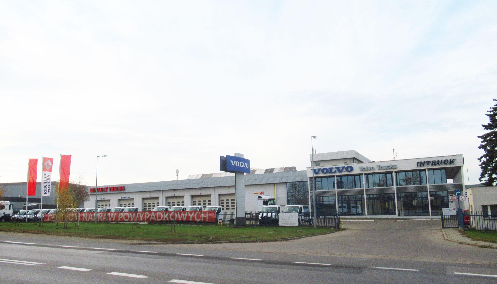 Autoryzowany serwis Volvo Trucks & Renault Trucks - Radom